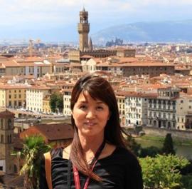 海外でがんばる人の物語 Stories【片庭未芽さん /イタリア 】