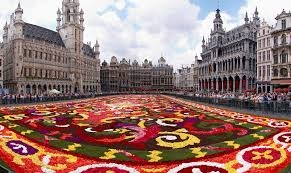 【ベルギー緊急リクエスト】9/5-6ブリュッセルで半日ガイドさん募集!